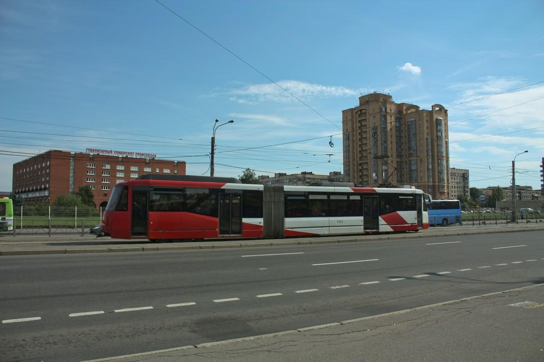 Скоростные трамваи с бесплатным WI-FI