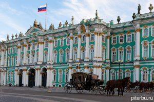 Самостоятельный тур по Петербургу на 5 дней — день третий