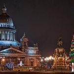 Новогодние елки обойдутся городу в 34 миллионов рублей