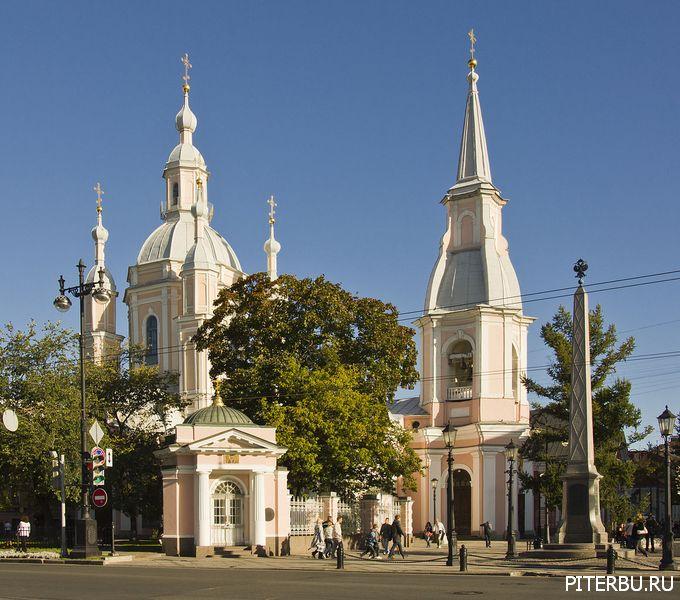 Экскурсия по Петербургу №27: Андреевский собор – Галерная гавань и Чекуши – Смоленское кладбище