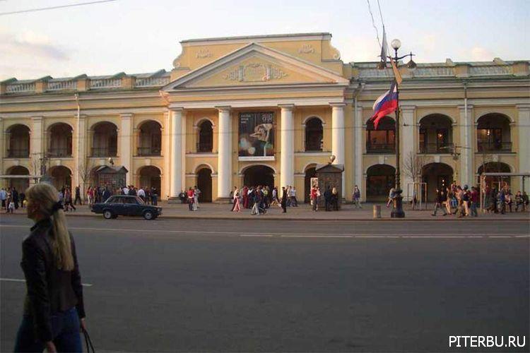 Экскурсия по Петербургу №14: Городская дума – Большой Гостиный Двор - Апраксин двор – Сенная площадь