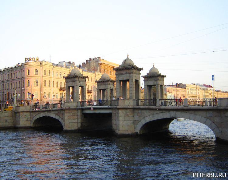 Экскурсия по Петербургу №22: Чернышёв мост – Музей железнодорожного транспорта – Юсуповский сад