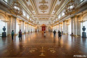 Экскурсия по Петербургу №12: Государственный Эрмитаж
