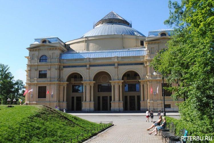 Экскурсия по Петербургу №33: Александровский парк – Народный дом Николая II – Зоопарк
