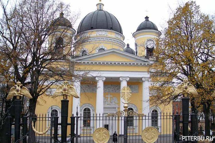 Экскурсия по Петербургу №20: Никольская единоверческая церковь – Владимирский собор – Церковь Святой Анны