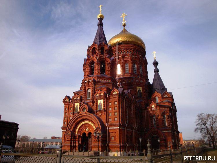 Экскурсия по Петербургу №29: Екатерингоф – Морской порт – Церковь Богоявления Господня на Гутуевском острове