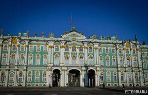 Экскурсия по Петербургу №11: Зимний дворец – Александровская колонна – Главный штаб