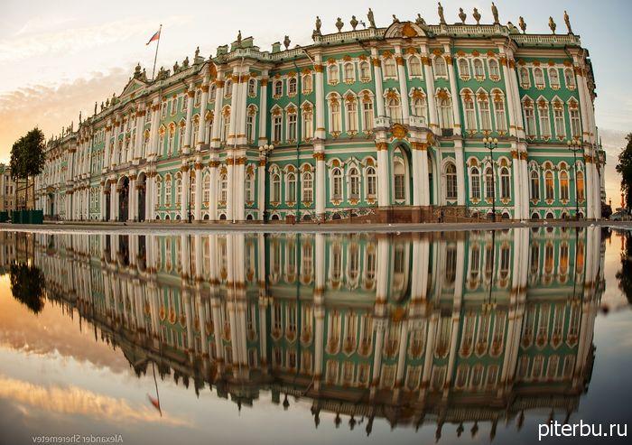 10 ночных достопримечательностей Петербурга