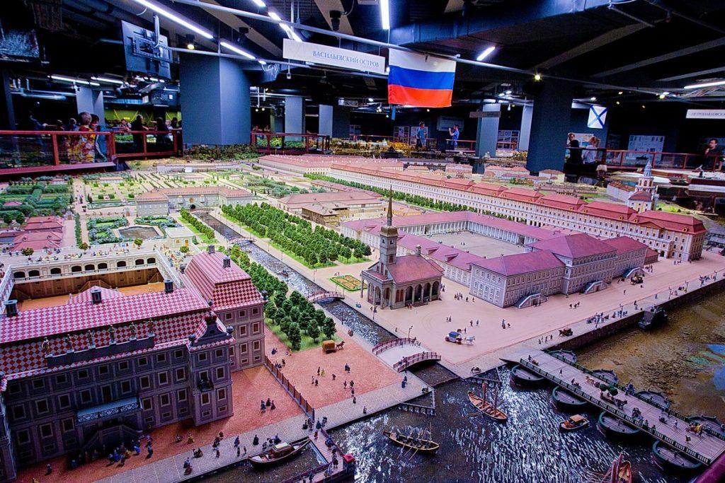5 музеев миниатюр в Петербурге