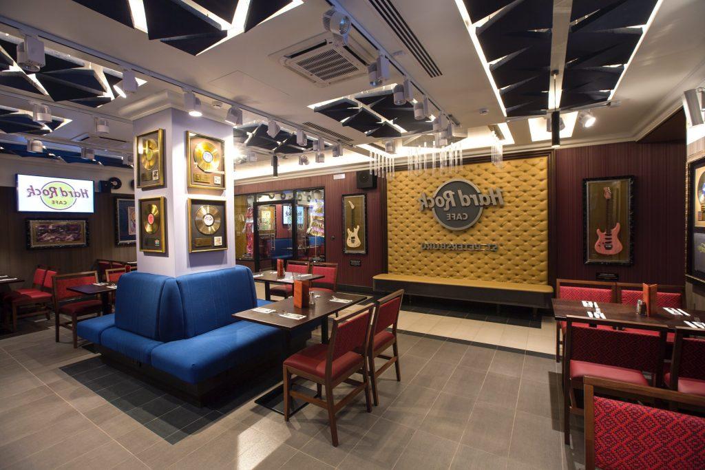 В Петербурге откроется новоеHard Rock Cafe