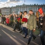 Шествие «Вечно живые» пройдет в Петербурге