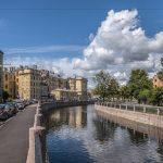 В Петербурге облагородят набережные, построят новые велодорожки и пешеходные зоны