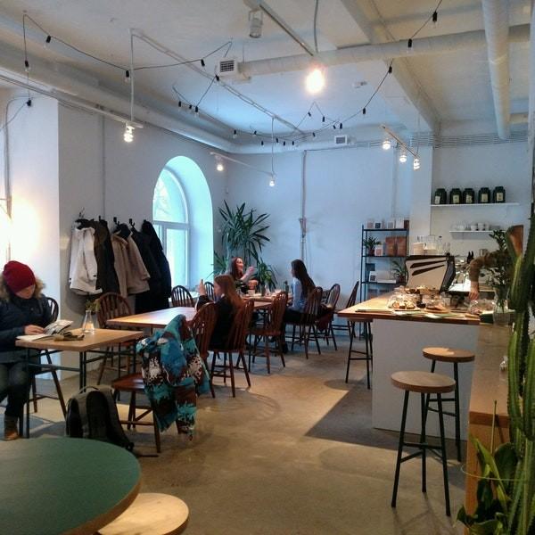 Кофейни Петербурга, в которых обязательно нужно сфотографироваться