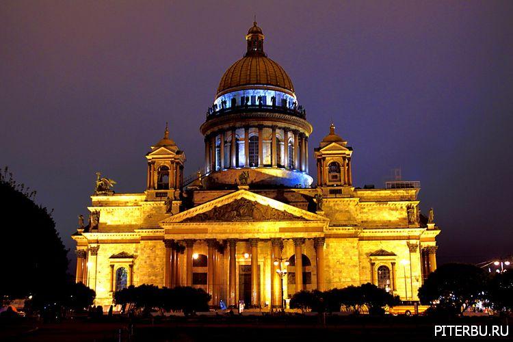 Экскурсия по Петербургу №10: Исаакиевский собор – Медный всадник – Здания Сената и Синода