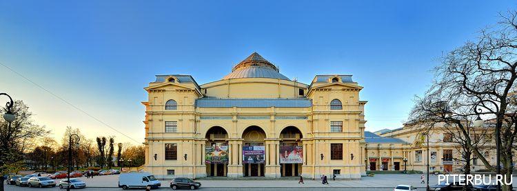 Александровский парк, Народный дом Николая II, Зоопарк
