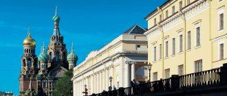 Столярный переулок, ставший родным для многих великих русских писателей, находится на одном из берегов канала Грибоедова