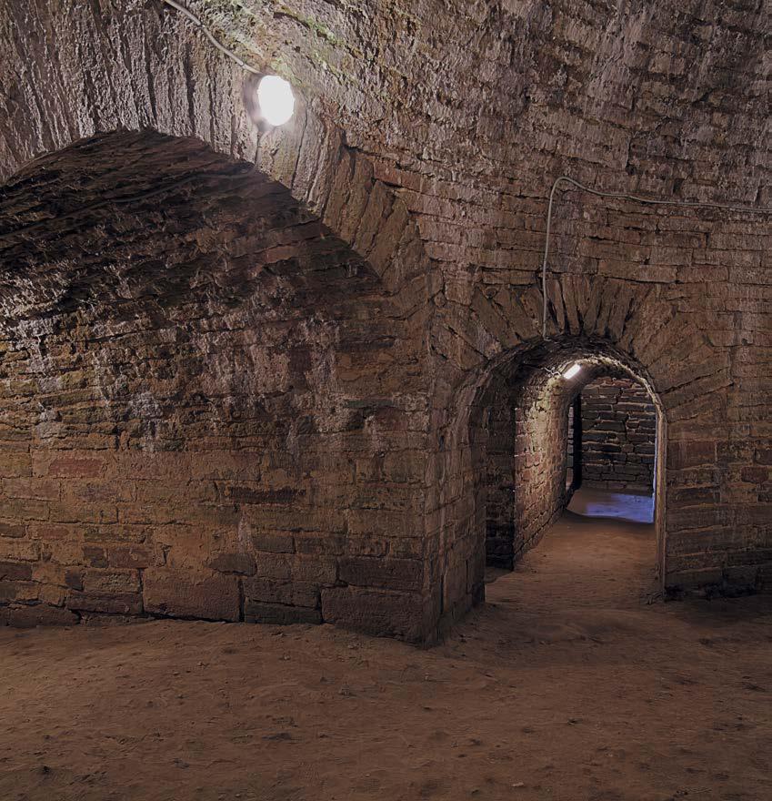 Королевская башня крепости-тюрьмы