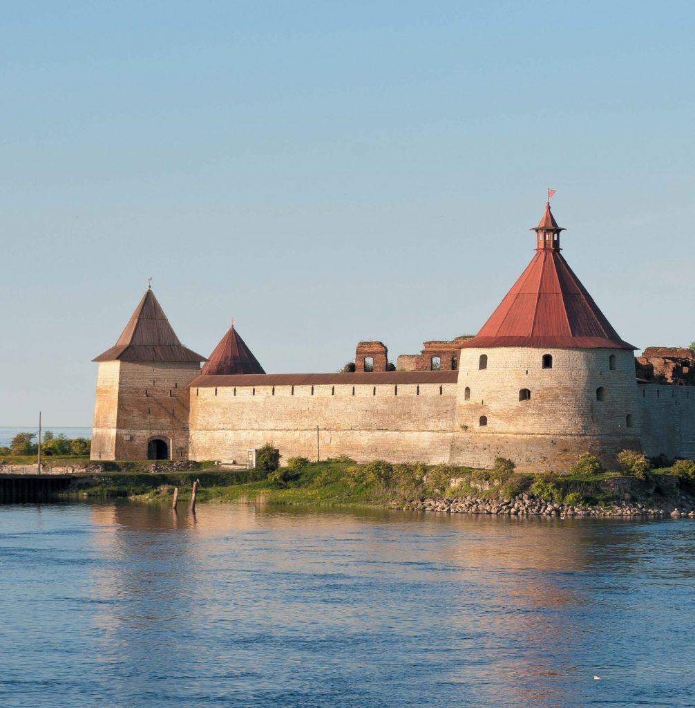 Крепость Орешек оправдала свое название — она выдержала не один ожесточенный штурм