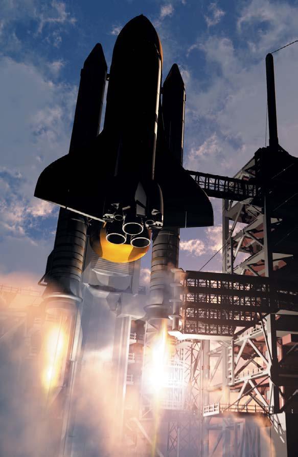 В ЦНИИ робототехники и технической кибернети- ки создали роботов-манипуляторов для космиче- ского корабля «Буран»