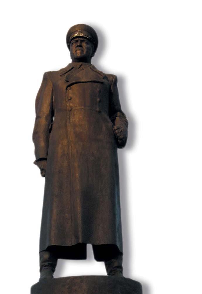 Памятник маршалу Советского Союза Георгию Константиновичу Жукову
