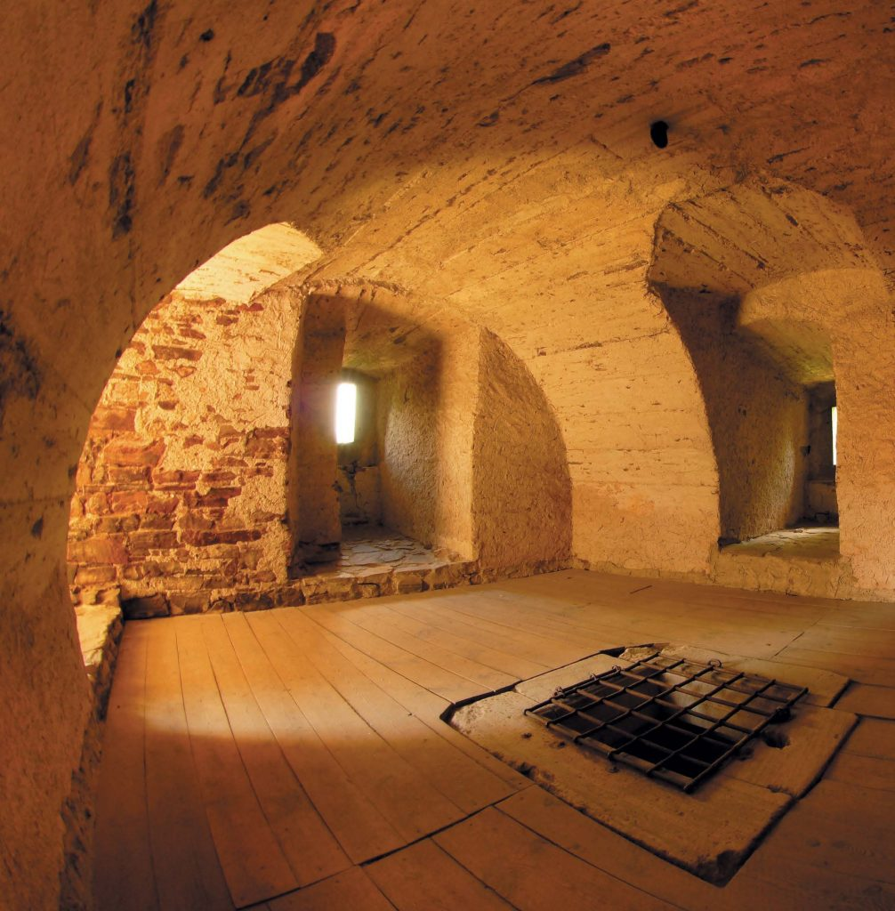 В подвалы Тайной канцелярии могли заключить практически любого — достаточно было простого доноса