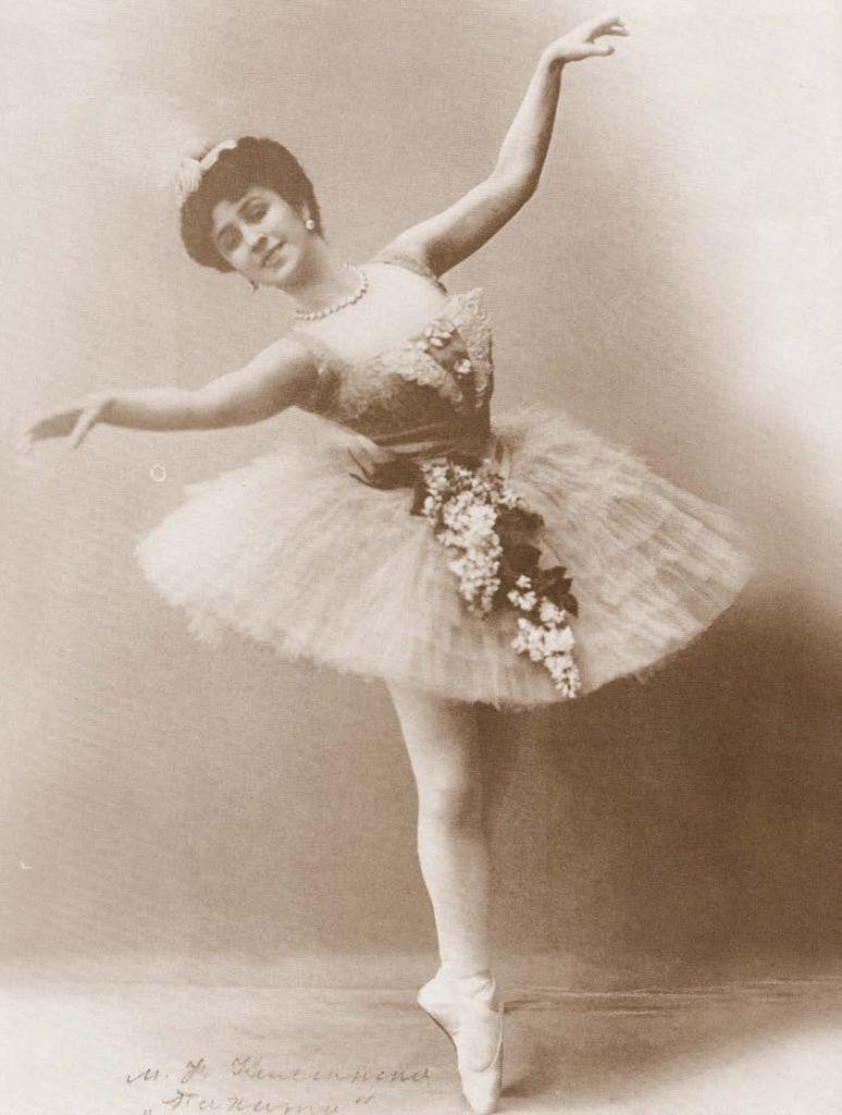 Знаменитая балерина Матильда Кшесинская прожила долгую и интересную жизнь