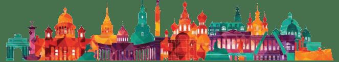 Логотип город Петербург