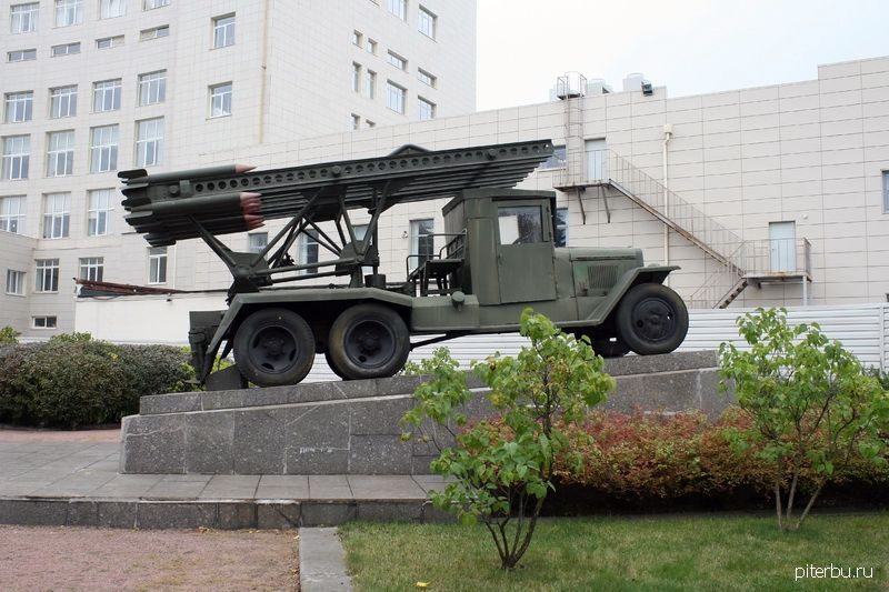 Памятник боевой и трудовой славы машиностроительного объединения им. Карла Маркса в Петербурге