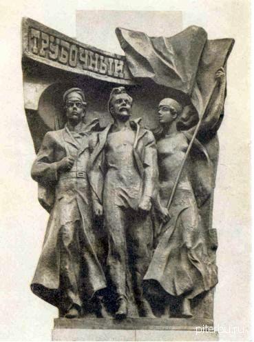 Памятник боевой и трудовой славы производственного объединения «Завод имени М.И.Калинина» в Петербурге