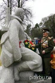 Памятник ветеранам Зеленогорска в Зеленогорске 59-й километр Приморского шоссе