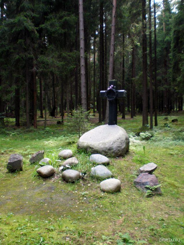 Памятник адвентистам седьмого дня в Петербурге