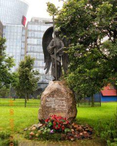 Памятник православным воинам, погибшим на Кавказе