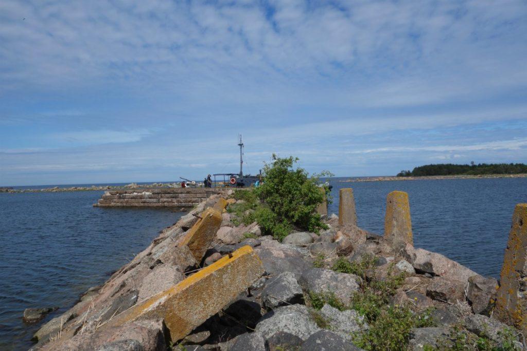 Острова Финского залива: Гогланд, Высоцкий, Соммерс, Мощный и др.