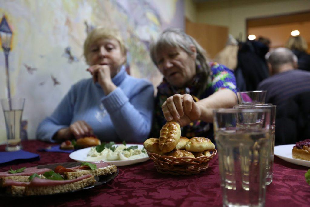 Кабинет решения проблем старшего поколения открылся в Петербурге
