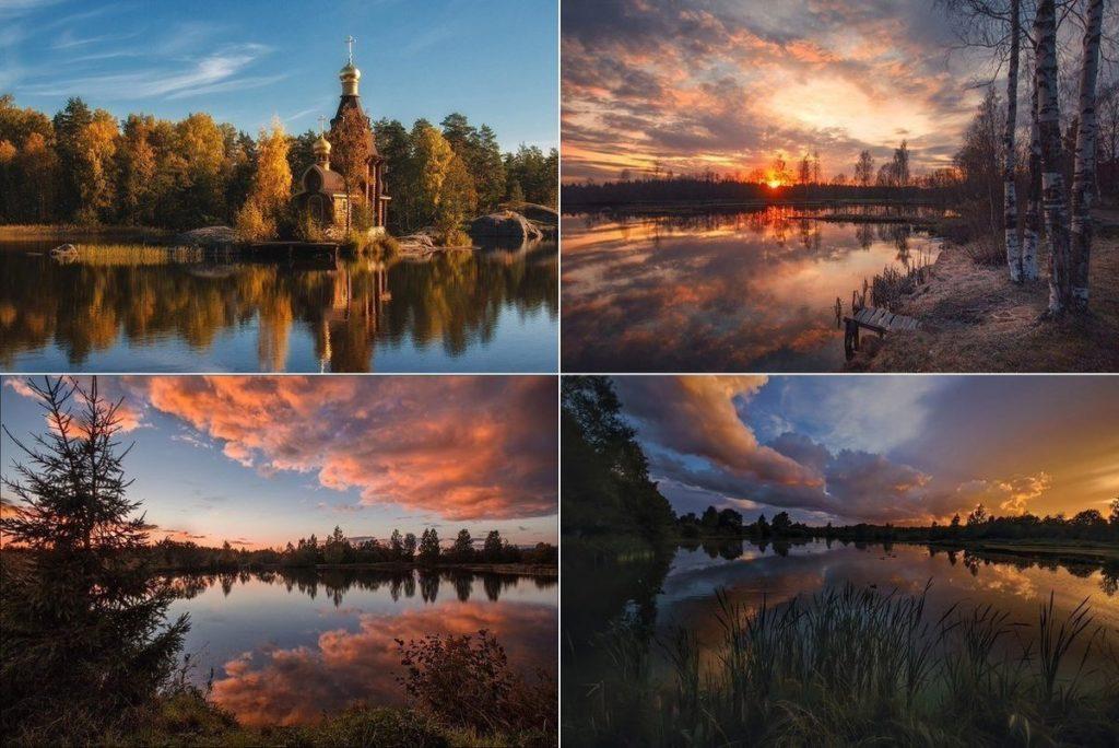 25 необычных мест Ленинградской области: куда съездить и что посмотреть